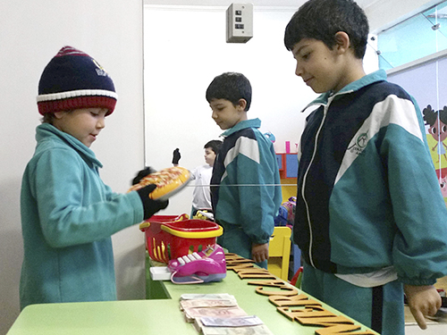 Mercadinho do 3º ano
